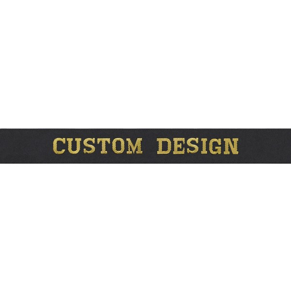 Multiple Designs - Custom Cap Tally - Royal Navy