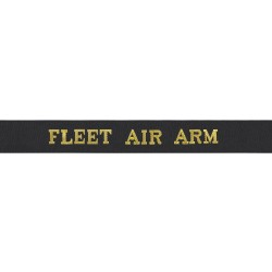 Fleet Air Arm - Royal Navy Cap Tally