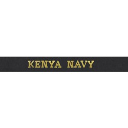 Kenya Navy - Royal Navy Cap Tally
