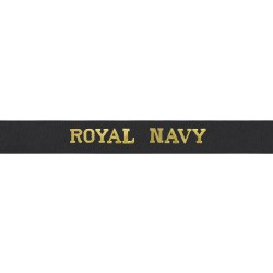 Royal Navy - Royal Navy Cap Tally