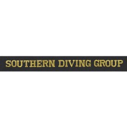 Southern Diving Group - Royal Navy Cap Tally