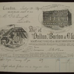 Dalton, Barton & Co Ltd.